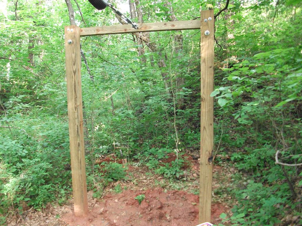 Backyard Zip Line Without Trees 28 Images Backyard Zip